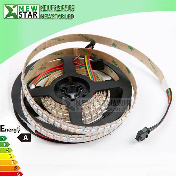 WS2813 144leds Pixel Digital LED Strip Lights-3