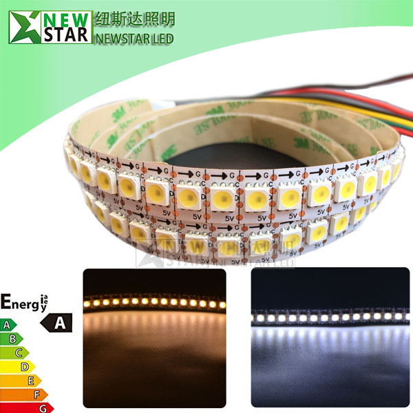 APA107 White LED Strip-1