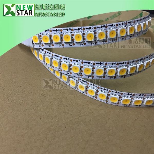 APA107 White Pixel Digital LED Strip Lights-6