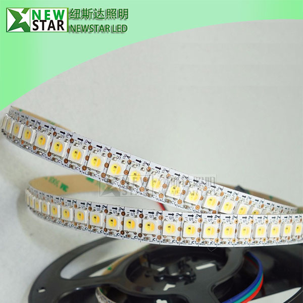 SK6812 White Pixel Digital RGB LED Strip Lights-2
