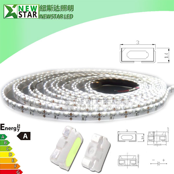 3014SMD Side view LED Strip Lights-1